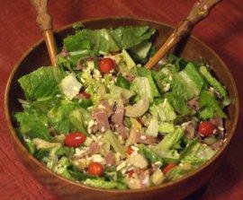 Roast beef salad_LAH_7894