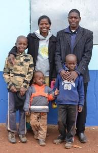 Pastor Ronald family_Gege-Swaziland_LAH_0715