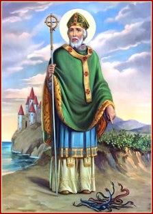 St Patrick wikipedia