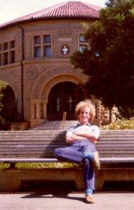 1977 - Pete Holzmann Engr corner Stanford