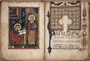St_John_from_an_Armenian_Gospel_Manuscript_Wellcome_L0016377