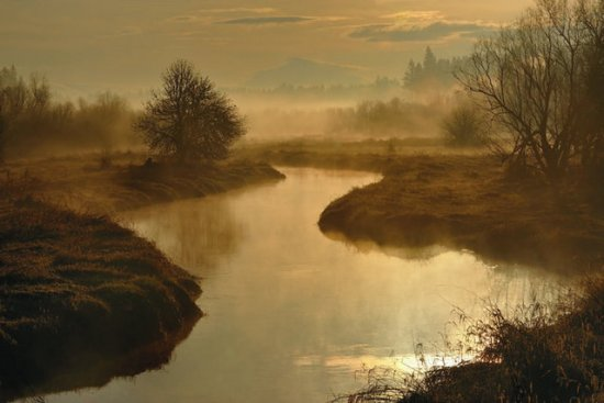 12 x 18 Salmon Creek Sunrise